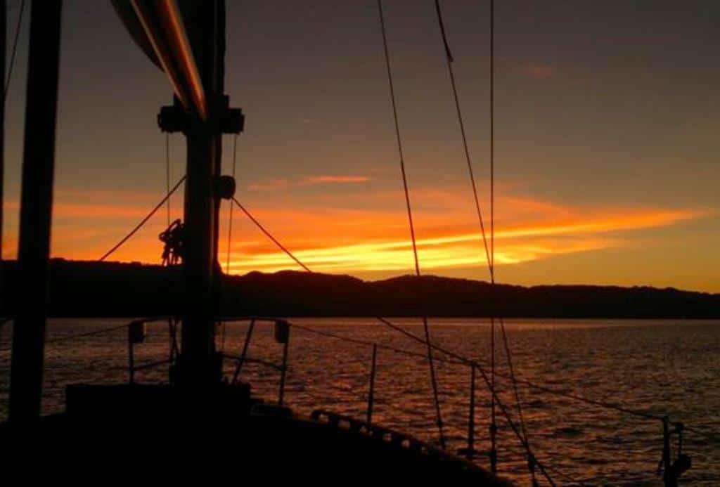 Sailing @ Lake of Zurich